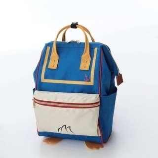 Japan Disney Donald Duck Blue Series Backpack Preorder