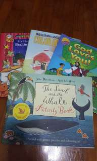 Children's activity books bundle