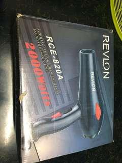 Revlon Hair Dryer for sale