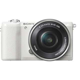 Sony ILCE-a5100 Kit (16-50mm OSS), Come with Sony 16gb card, Bag and 15 month warranty from Somy Malaysia