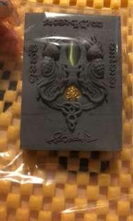 Kruba baeng Wai kru amulet salika