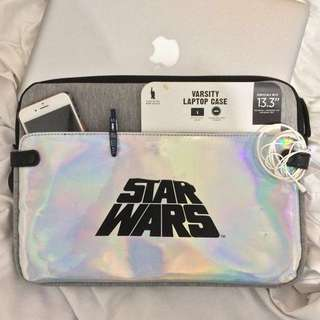 TYPO Holographic STAR WARS Laptop Cover