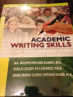 Academic Writing Skills (UST Publishing House)
