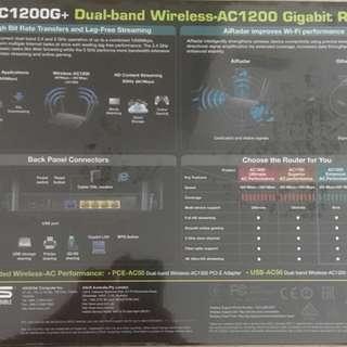 Asus Router BNIB