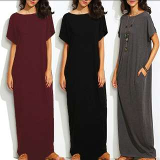 Kaftan casual dress. PO