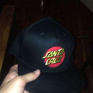Santa Cruz Trucker Style Hat