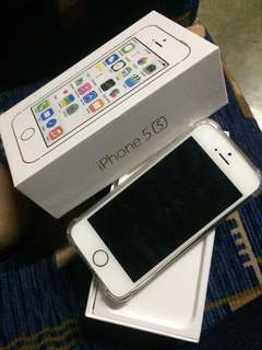 iPhone 5s 16gb FU