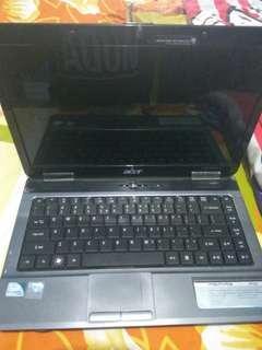 Laptop Acer Aspire 4732Z Black
