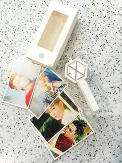 [LIMITED EDITION] EXO Light Stick Keyring (SEHUN)