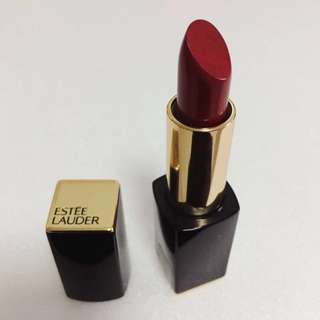BN Estee Lauder Pure Color Envy Metallic Matte Sculpting Lipstick in Riveted- a Limited Edition