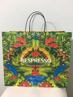 Paper Bag - Limited collection - Nespresso