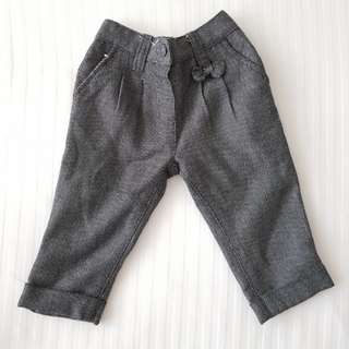 Mothercare trouser pants with bow