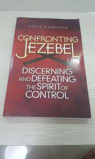Confronting Jazebel Book by Steve Sampson