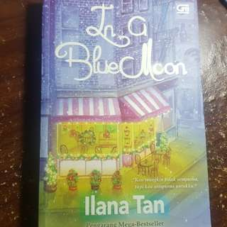 Novel Bahasa In a Blue Moon