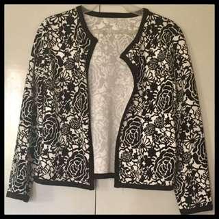 Blazer 1: Black & White