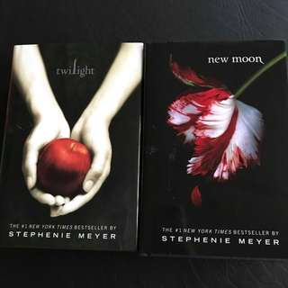 Twilight - hardbound bundle