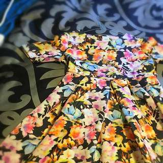 REDUCED!! ASOS Floral Dress, Plus/Maternity Size 16-18