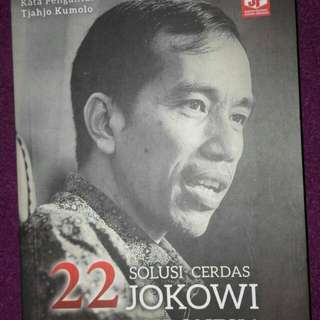 Book of Jokowi #UBL2018