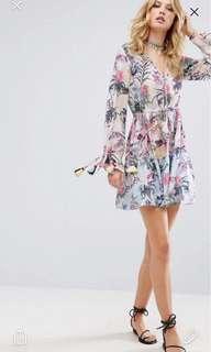 Asos dress worn once