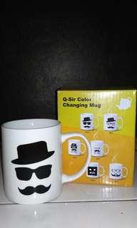 Q-Sir Color Changing Mug