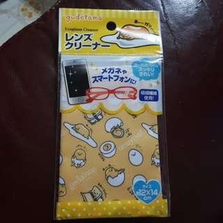 【包平郵】蛋黃哥眼鏡布 /手機屏幕布