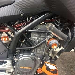 KTM Duke 200 ABS