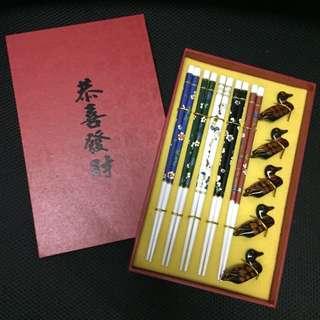 Citibank Chopsticks Set