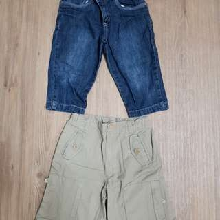 Boys pants in bundle of 4
