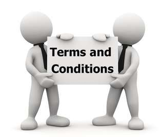 [Please Read] Terms and Conditions