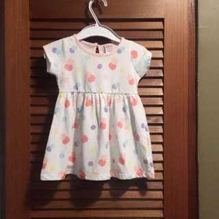 👗Miki Baby Dress (0-6m) 👶🏼