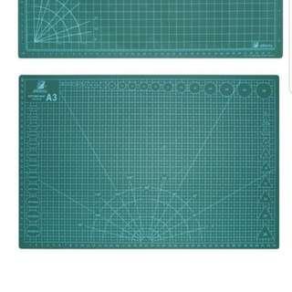 A3 cutting pad