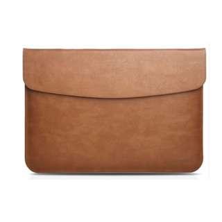 (全新) APPLE 蘋果 Macbook 12 筆記手提電腦袋 輕便薄身PU仿皮機袋 mac 12吋-簡約設計