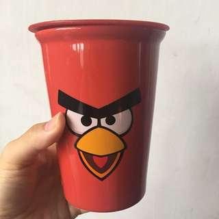 🚚 限量絕版憤怒鳥陶瓷杯(紅)7-11 #超取再七折
