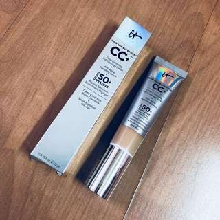 IT COMESTICS CC CREAM