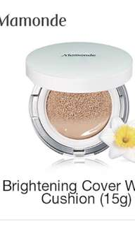 Mamonde Brightening Cover Watery Cushion