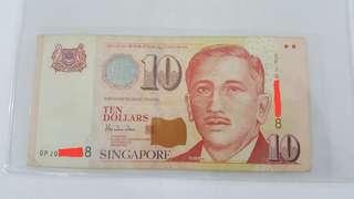 $10 0PJ