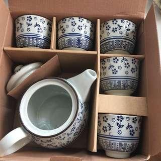 🚚 全新日式茶具組