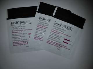 Belif - The True Decoction Firming Essence 2ml x3