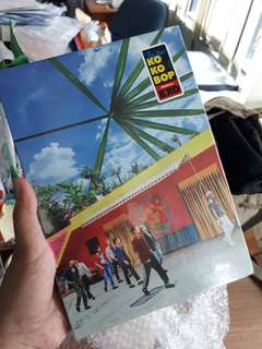 Cd ori EXO Kokobop ver. Korean