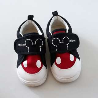 Disney Baby/Toddler Mickey Mouse Walking Sandals/Shoes