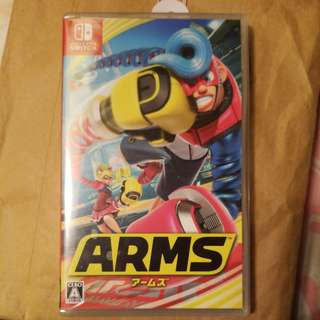 Switch 熱賣 Arms