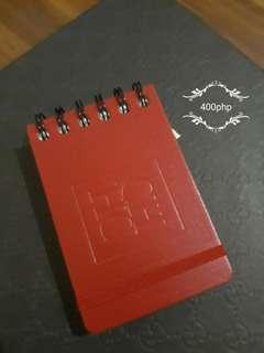 Carolina Herrera small notebook
