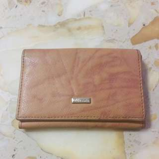 Almost new valentino rudy card case wallet