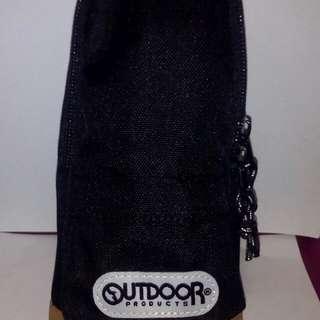 🚚 後背包造型萬用收納包(黑色)