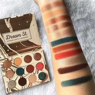 [INSTOCK] Colourpop Dream St Eyeshadow Palette