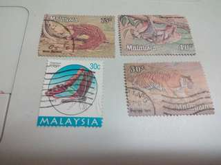 Malaysia Stamps #M186