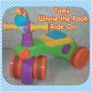 Tomy Winnie the Pooh Ride On