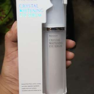 Crystal Whitening Eye Serum