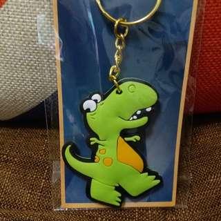 恐龍鎖匙扣 (全新) 每個$10