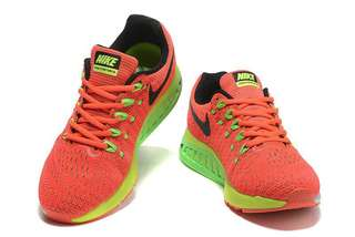 Sepatu Running Original Nike Air Zoom Structure 19 - Bright Crimson